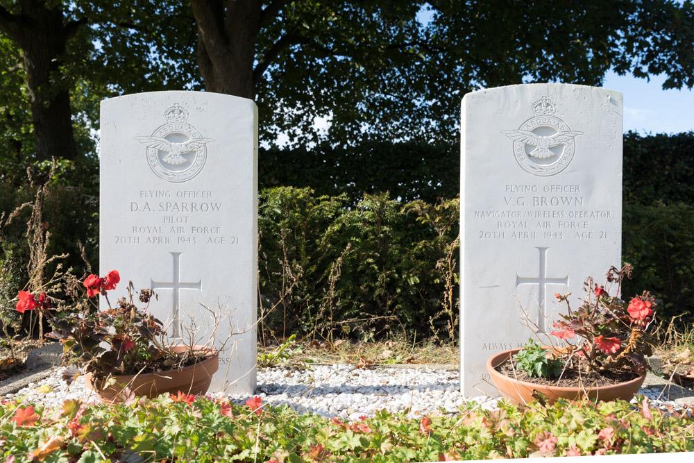 Commonwealth War Graves Municipal Cemetery