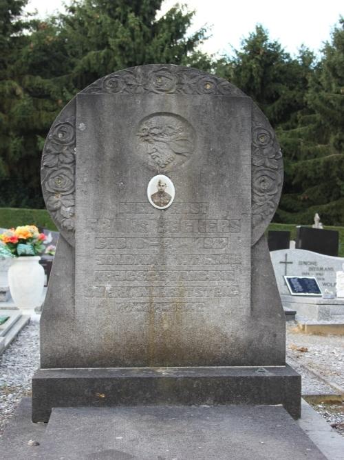 Belgian War Graves Schaffen