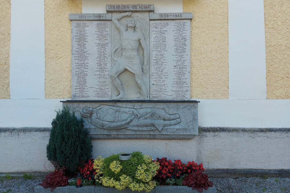 Oorlogsmonument Reith im Alpbachtal