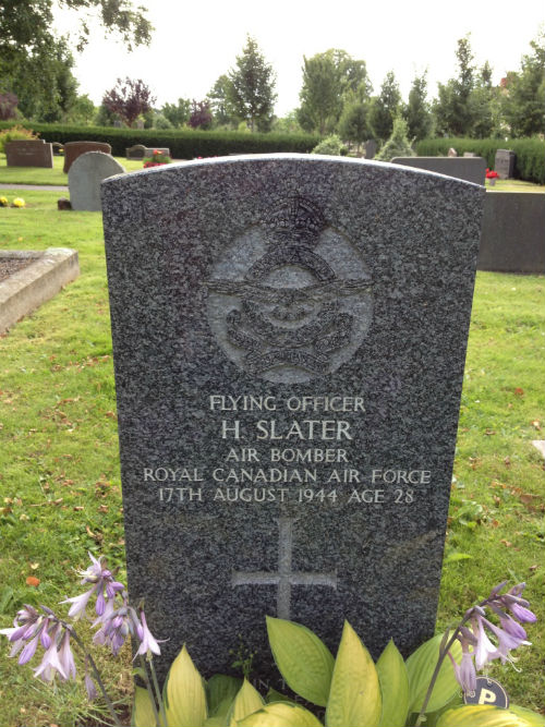 Commonwealth War Graves Varberg