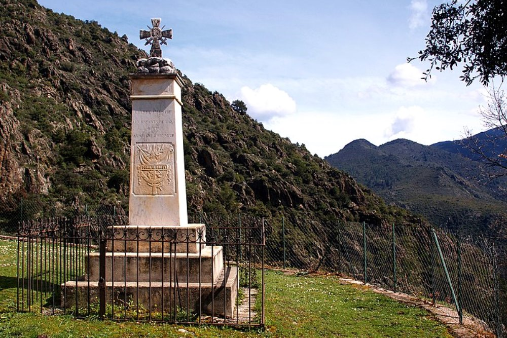 World War I Memorial Lano