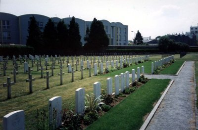 Commonwealth War Graves Brest