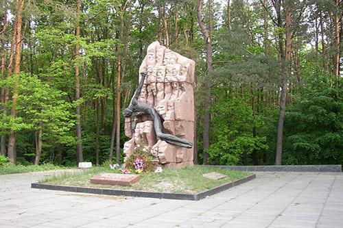 Massagraf Sovjet Krijgsgevangenen (Monument Stalag 358)