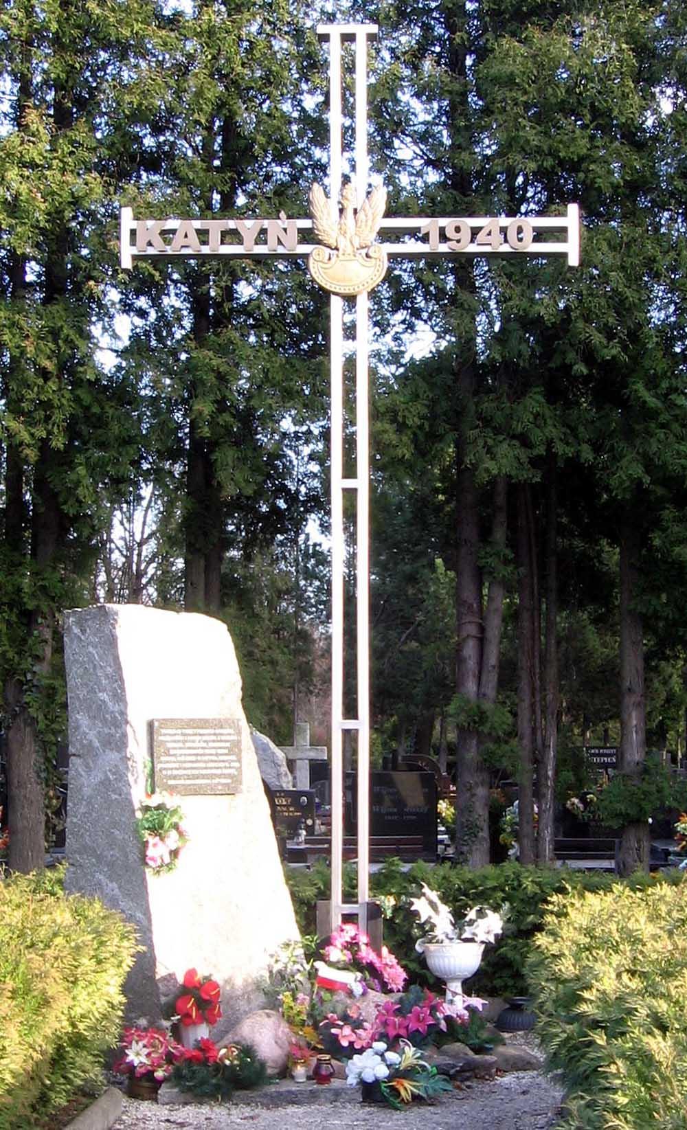 Katyn Monument 1940