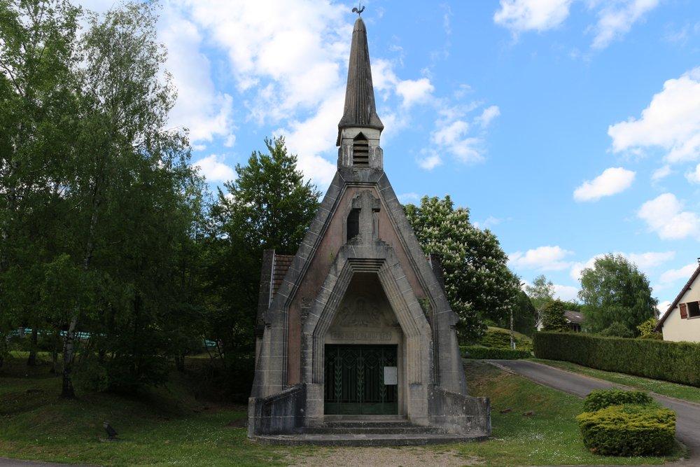 Voormalig dorp Vaux-devant-Damloup