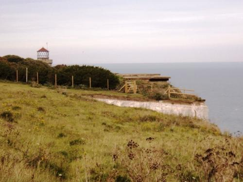 Fire Control Bunker South Foreland Lighthouse St