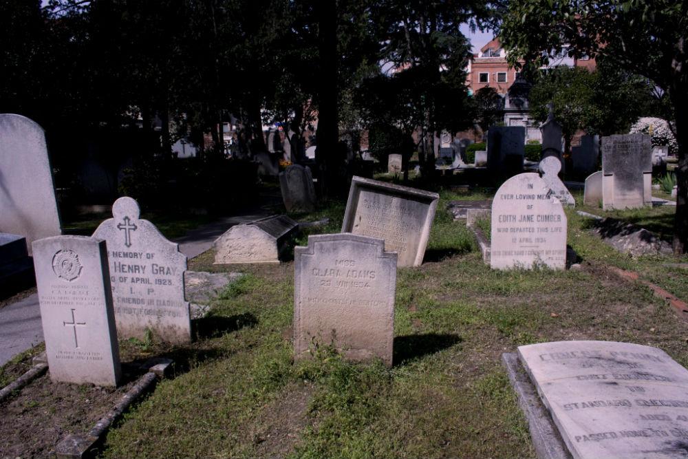 Commonwealth War Graves Madrid British Cemetery