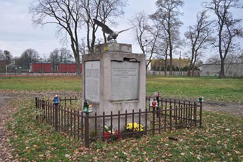 Memorial 27th Infantry Regiment