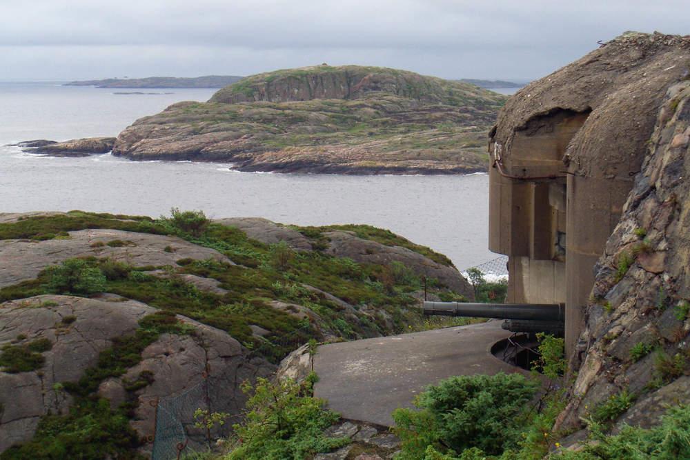 Ny-Hellesund Fortress