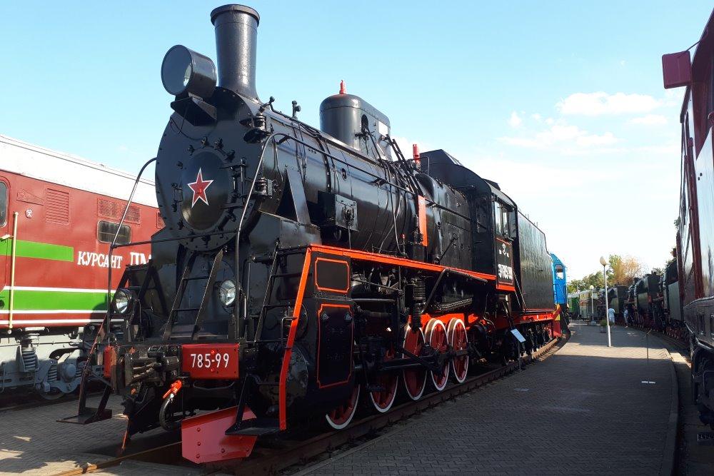 Museum van de Spoorwegtechniek