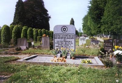 Joodse Oorlogsgraven Ellecom
