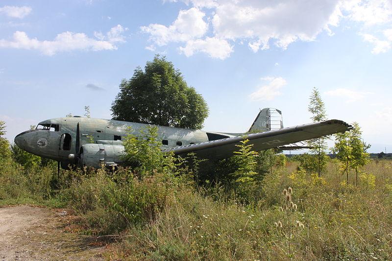 Dakota C-47B