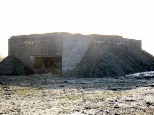 Stützpunkt Krimhild Landfront Vlissingen New Abeele bunker 1 type 630