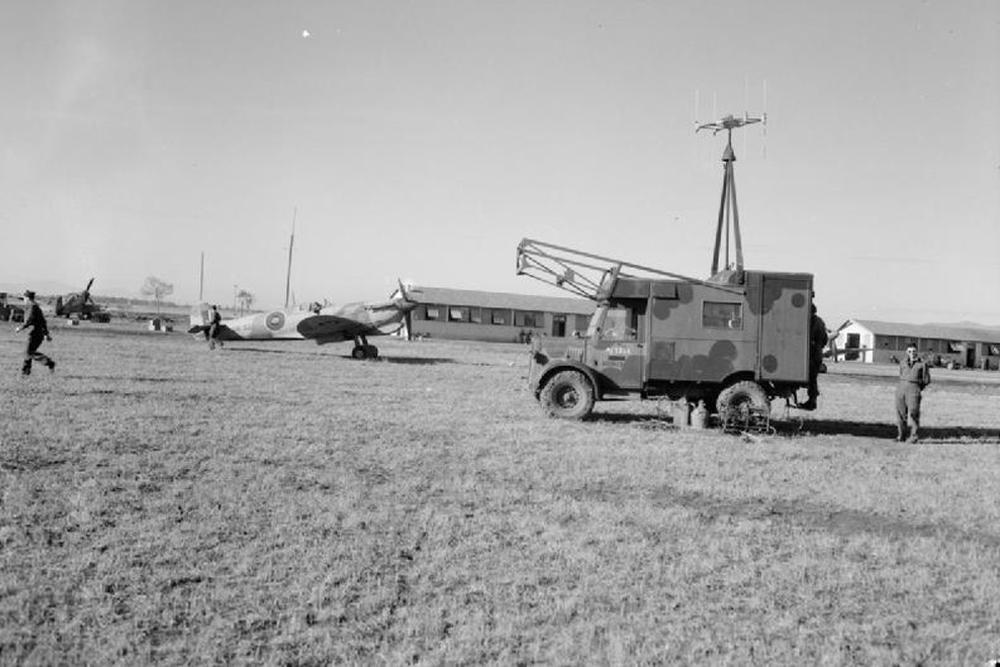 Rabah Bitat Airport (Bone Airfield)