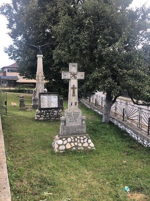 Monumenten voor de Gesneuvelden Soldaten