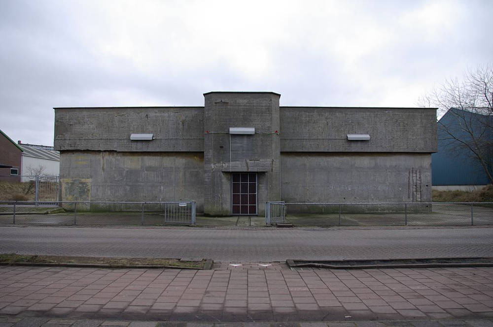 Torpedo Storage Bunker Bpt.77