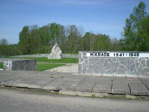 Soviet War Cemetery Dzelda