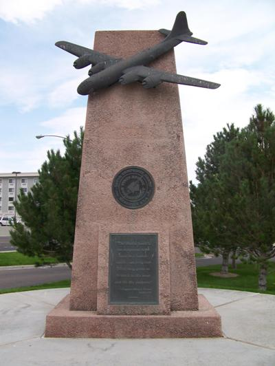 Monument USAAF 509th Composite Group