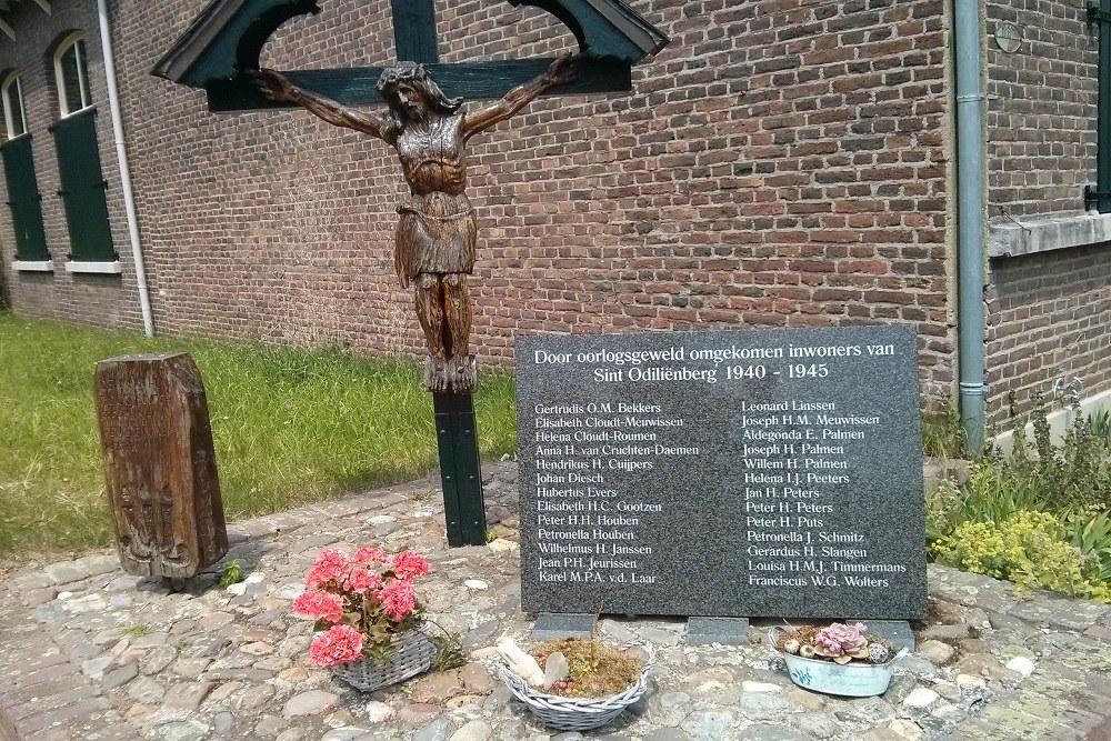 Oorlogsmonument St. Odiliënberg