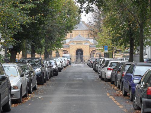 Jewish Cemetery Weissensee