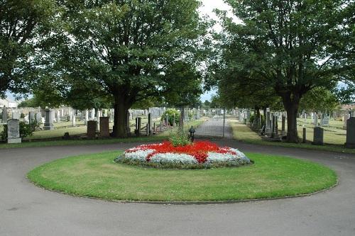 Oorlogsgraven van het Gemenebest Prestonpans New Cemetery