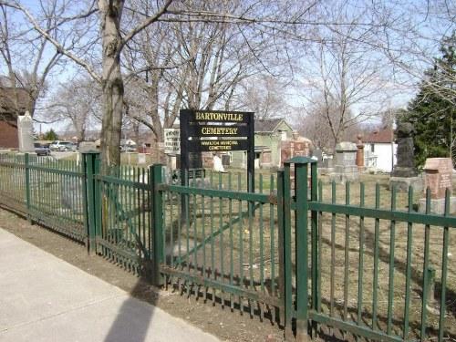 Commonwealth War Graves Bartonville Cemetery