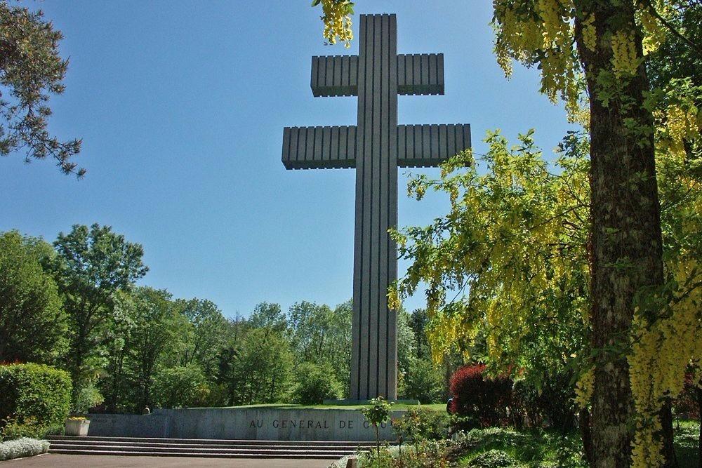 Lorrane Cross Colombey-les-Deux-Églises