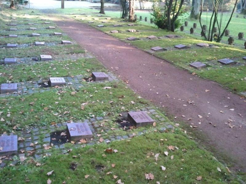Dutch War Graves Hameln