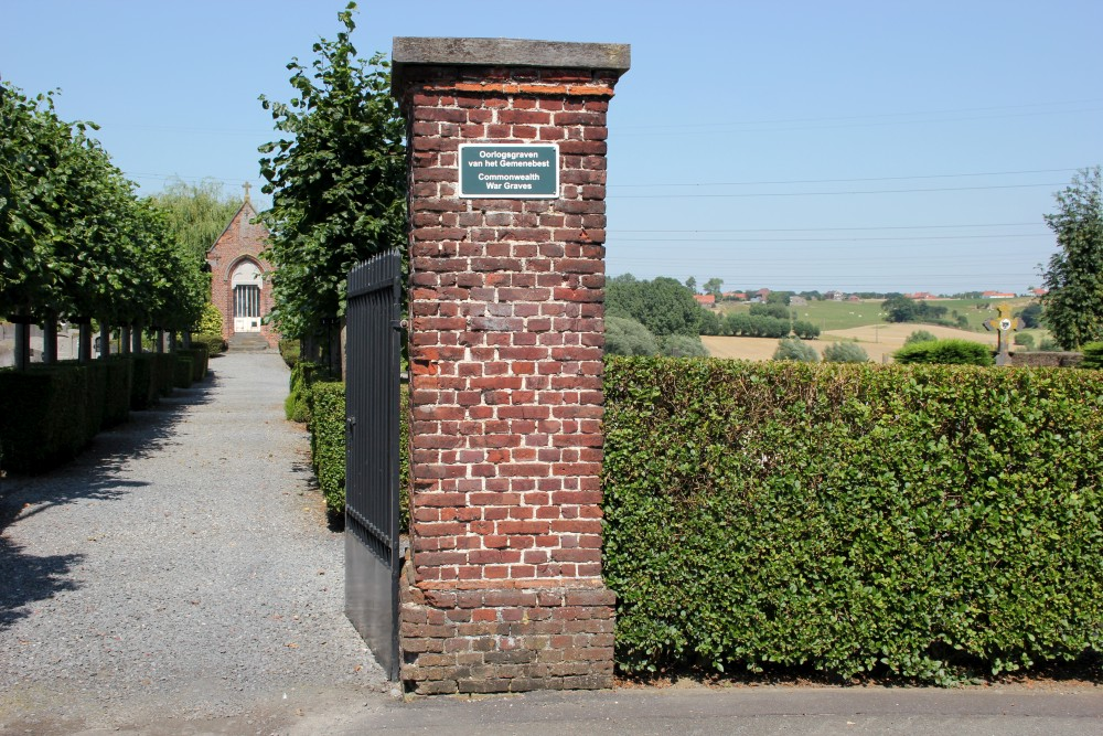 Commonwealth War Graves Anzegem