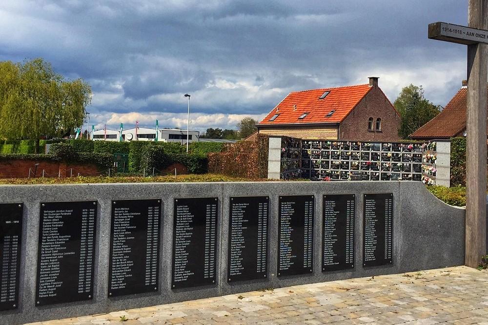 War Monument Nijlen
