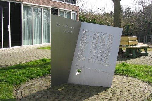 Memorial Civillian Casualties Wemeldinge