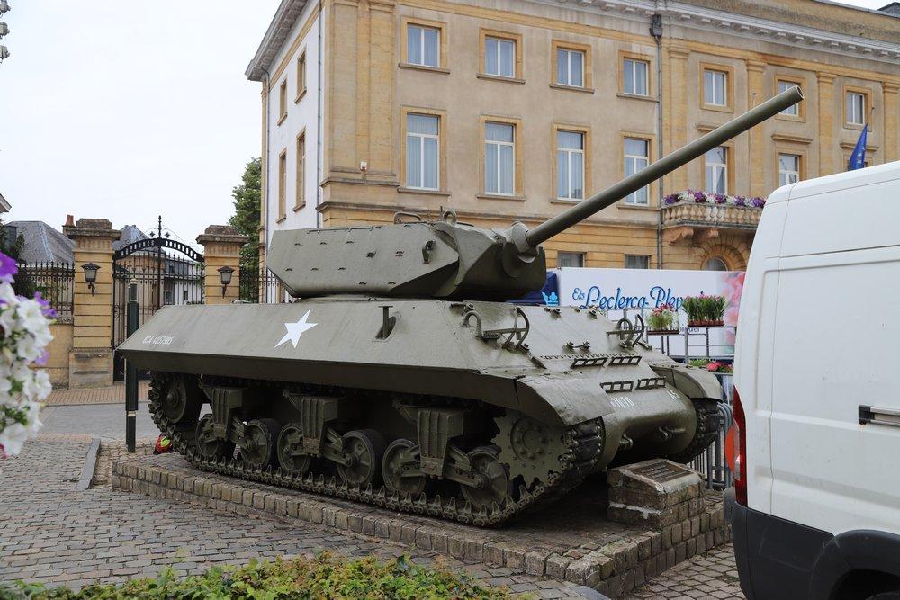 American M10 Tank Destroyer