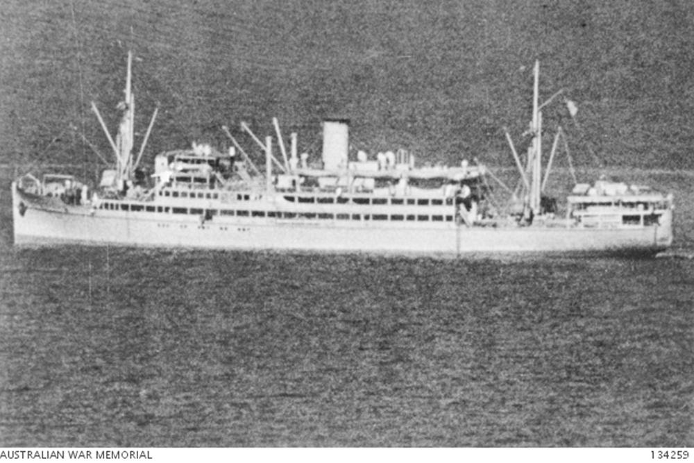 Scheepswrak MV MacDhui