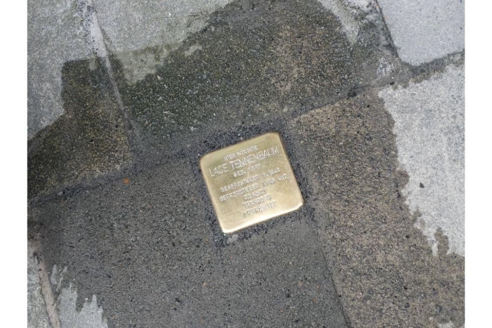 Stolperstein Generaal Capiaumontstraat 37