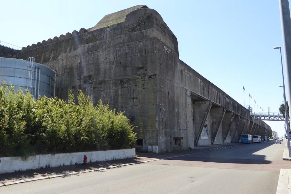U-Boat Bunker St. Nazaire