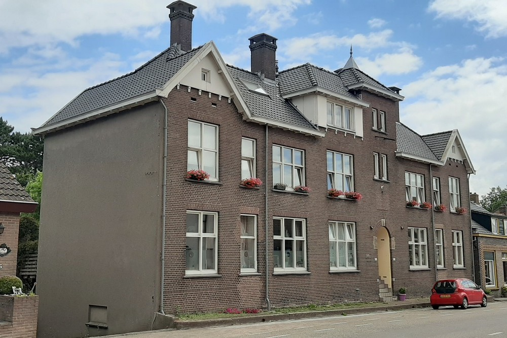 Former Military Police Barracks Moerdijk