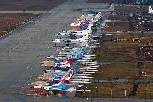 Kubinka Air Base