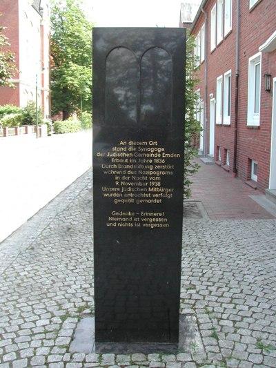 Memorial Synagogue Emden