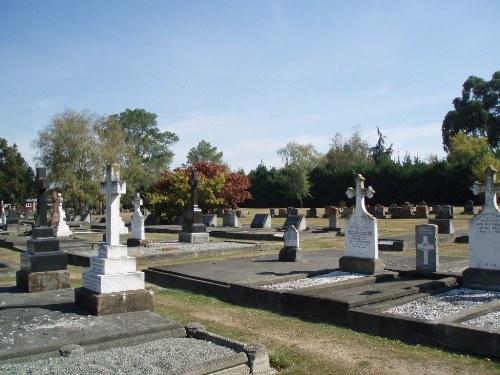 Oorlogsgraven van het Gemenebest Geraldine Cemetery