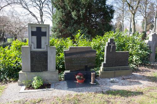 Nederlandse Oorlogsgraven Brunssum