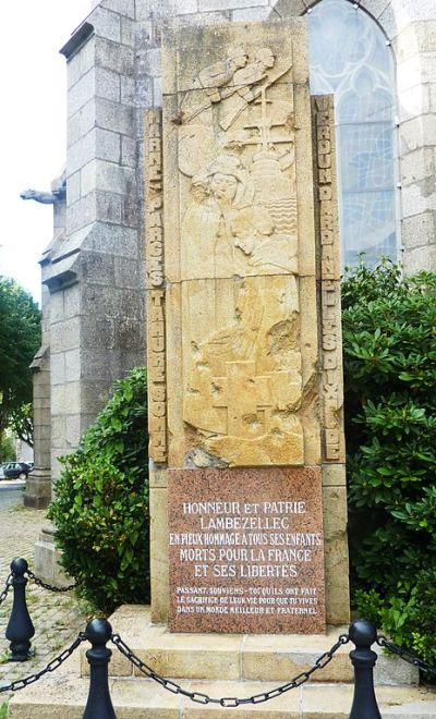War Memorial Lambézellec