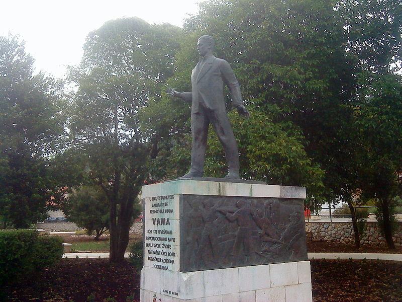 Monument Omgekomen Partizanen Blato