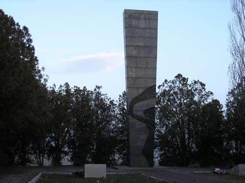Sovjet Oorlogsbegraafplaats 89e Jagerdivisie (Sevastopol)