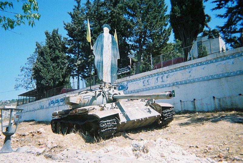 Tiran-5 Tank
