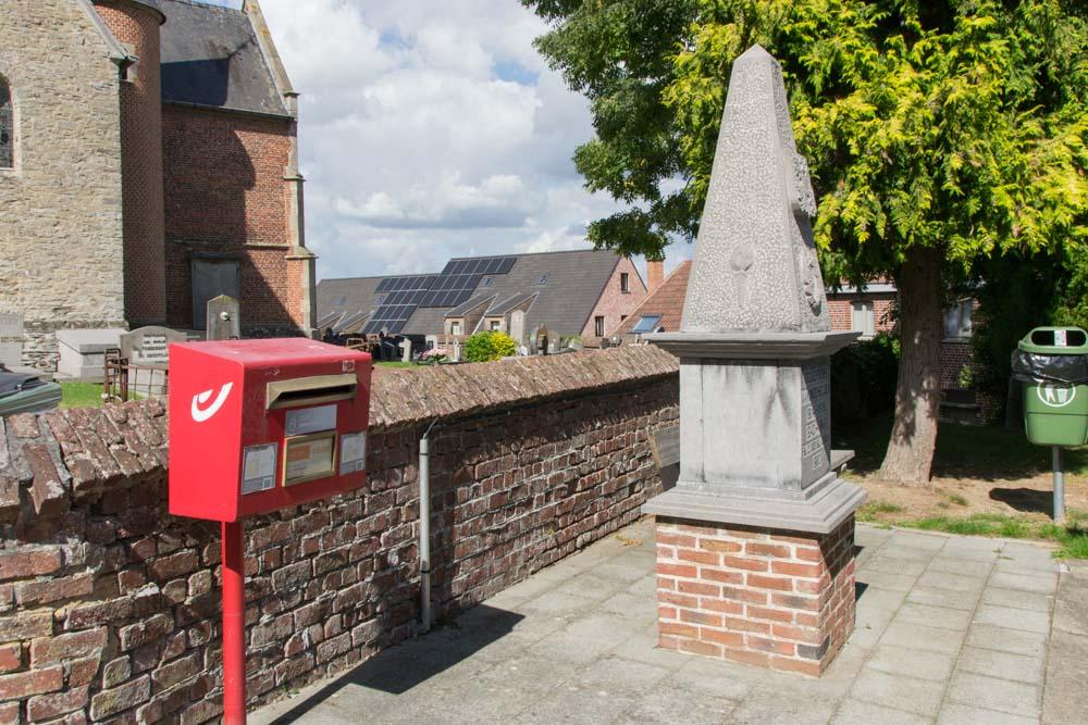 War Memorial Sint-Denijs-Boekel