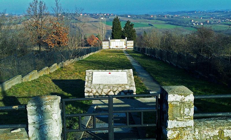 Executieplaats Draževac