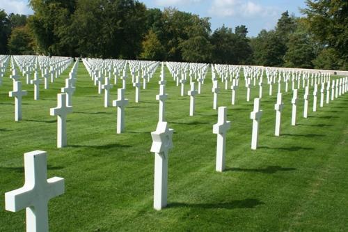 Amerikaanse Begraafplaats en Monument Epinal
