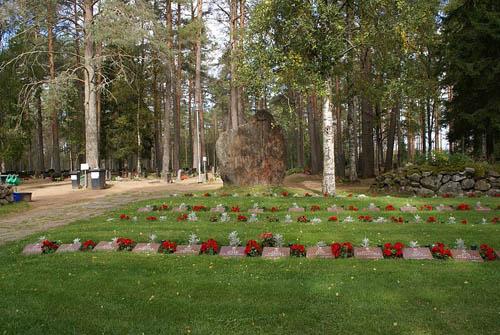 Finse Oorlogsgraven Kestilä