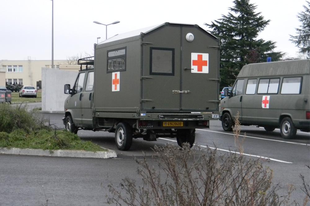 Camp of La Valbonne