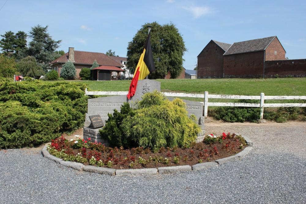 War Memorial Donceel